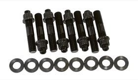 <strong>Blower Stud Kit 2.50&quot; Total Length </strong><br /> Black Studs & Nuts