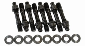 "<strong>Blower Stud Kit 2.90"" Total Length </strong><br /> Black Studs & Nuts"