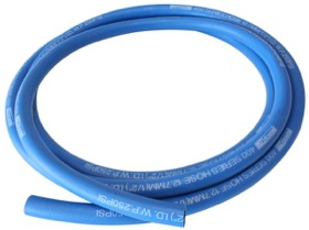 <strong>400 Series Push Lock Hose -6AN (Blue)</strong> <br /> 15 Metre Length
