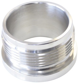 "<strong>2-1/2"" Stainless Steel Weld-On Neck (Neck Only)</strong><br />No Cap Included"