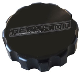 <strong>Billet Radiator Cap Cover </strong><br /> Suit Small Cap, Black Finish