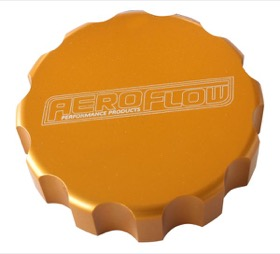 <strong>Billet Radiator Cap Cover </strong><br /> Suit Small Cap, Gold Finish