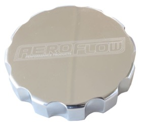 <strong>Billet Radiator Cap Cover </strong><br /> Suit Small Cap, Polished Finish