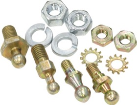 <strong>Throttle Ball Assortment Kit</strong><br />Includes 4 Balls, Nuts & Washers