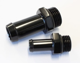 <strong>Replacement Fittings for Ford BA/BF Power Steering Tanks</strong><br />Suit AF77-1023BLK, Black Finish