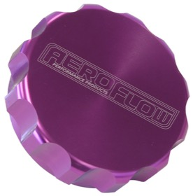 "<strong>2"" Billet Aluminium Filler Cap</strong> <br /> Purple Finish"