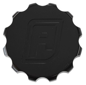<strong>Replacement Billet Filler Cap</strong><br />Suit Aeroflow Fabricated Valve Covers, Black Finish