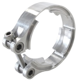 <strong>Replacement Billet Clamp</strong><br />Suit AF64-5050 Blow Off Valves