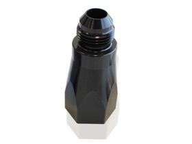<strong>Adjustable Check Valve -8AN</strong><br /> Black Finish. Male to Female AN Outlets