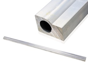 <strong>Fuel Rail Extrusion 1 Metre  Length</strong><br /> 5/8&quot; (16.1mm) Bore
