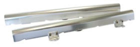 <strong>Billet Aluminium Fuel Rails - Silver</strong><br /> Suit Chevy/Holden LS1