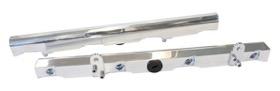 <strong>Billet EFI Fuel Rails (Polished)</strong><br /> Suit Chevy/Holden LS2 & LS3