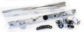<strong>Billet EFI Fuel Rails (Polished)</strong><br /> Suit Chevy/Holden LS7