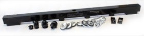 <strong>Billet EFI Fuel Rails (Black)</strong><br /> Suit Nissan RB25