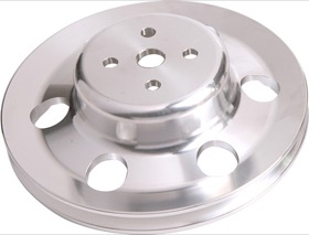 <strong>Billet Water Pump Pulley </strong><br /> Suit Ford 302-351C 4-Bolt
