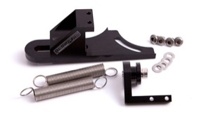 <strong>Billet Return Spring Assembly 4150 Style</strong> <br /> Black Finish