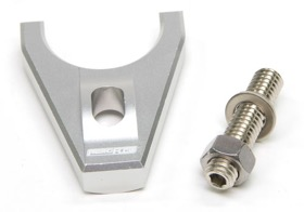 <strong>Billet Distributor Hold Down Clamp - Silver </strong><br /> Suit Holden Cyl. & V8