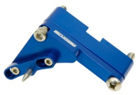 <strong>7&quot; Adjustable Timing Pointer - Blue</strong> <br />Suits Big Block Chevy