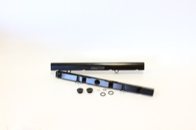 <strong>Billet EFI Fuel Rails (Black)</strong><br /> Suit Ford 5.0L EFI V8