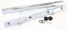 <strong>Billet EFI Fuel Rails (Polished)</strong><br /> Suit Ford 5.0L EFI V8
