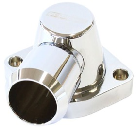 <strong>Billet Thermostat Housing - Chrome</strong> <br /> Suit Holden/Chevy LS except LS3, Swivel