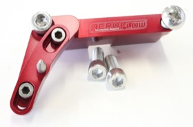 <strong>Adjustable Timing Pointer - Red</strong><br /> Suit Big Block Chevy with 8&quot; Harmonic Balancer