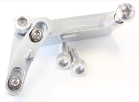 <strong>Adjustable Timing Pointer - Silver</strong> <br /> Suit Big Block Chevy with 8&quot; Harmonic