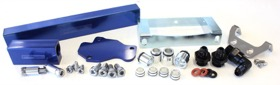<strong>Billet EFI Fuel Rails (Blue)</strong><br /> Suit Mazda 13B 6, 7 & 8