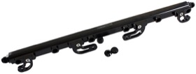 <strong>Billet EFI Fuel Rails (Black)</strong><br />Suit Ford FG 4.0L DOHC 6 Cyl.
