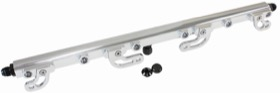 <strong>Billet EFI Fuel Rails (Polished)</strong><br />Suit Ford FG 4.0L DOHC 6 Cyl.