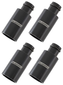 <strong>Fuel Injector Adapter</strong><br />Suit 11mm Fuel Rail With 14mm Injector, 27mm High (4 Pack)