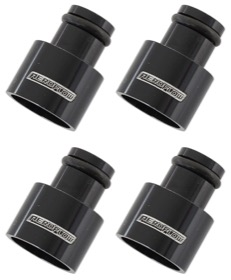 <strong>Fuel Injector Adapter</strong><br />Suit 11mm Fuel Rail With 14mm Injector, 12mm High (4 Pack)
