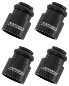 <strong>Fuel Injector Adapter</strong><br />Suit 14mm Fuel Rail With 14mm Injector, 12mm High (4 Pack)