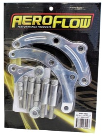 <strong>Billet Aluminium Alternator Bracket </strong> <br />Suit Big  Block Chevy Low mount passenger side with short water pump, Polished finish