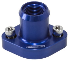 <strong>Billet Top Water Housing - Blue</strong><br /> Suits Nissan/Holden RB30