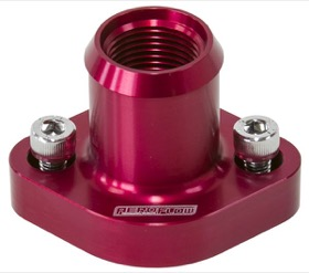 <strong>Billet Top Water Housing - Red</strong><br /> Suits Nissan/Holden RB30
