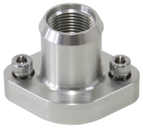 <strong>Billet Top Water Housing - Silver</strong> <br />Suits Nissan/Holden