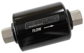 <strong>Billet Ford Fuel Filter</strong><br />M14 X 1.5 With 40 Micron Element, Equivalent To Ryco Z373