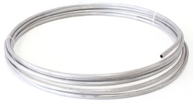 "<strong>Stainless Steel Hard Line 3/8"" (9.5mm) </strong><br />25ft (7.6m) Length Roll"