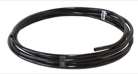 <strong>Aluminium Fuel Line 1/2&quot; (7.9mm) 25ft (7.6m) Length Roll</strong><br /> Black Anodised Finish