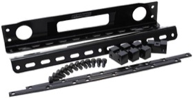 <strong>Oil Cooler Mounting Kit</strong><br />Suits All Aeroflow Oil Coolers