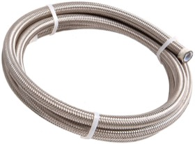 <strong>800 Series Nylon Stainless Steel Air Conditioning Hose -6AN </strong><br />1 Metre Length