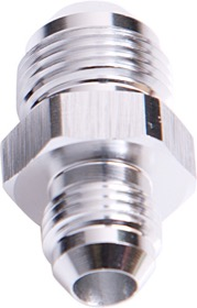 <strong>Male Flare Reducer -8AN to -4AN</strong><br /> Silver Finish