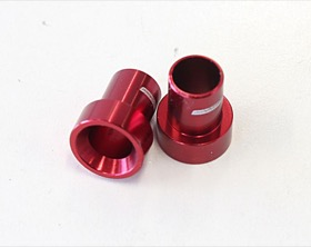 "<strong>AN Aluminium Tube Sleeve 3/16""</strong> <br /> Red Finish. Suits Aeroflow, Moroso & Russell Tubing"