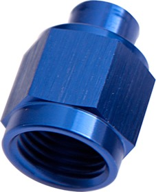 <strong>AN Flare Cap -4AN </strong><br />Blue Finish