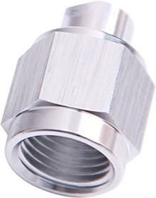 <strong>AN Flare Cap -20AN </strong><br />Silver Finish