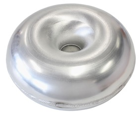 "<strong>2-1/2"" Aluminium Full Donut</strong> <br />Outside Weld Only"