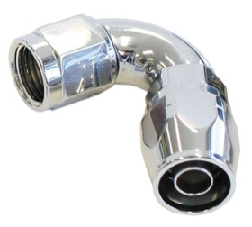 <strong>880 Elite Series Full Flow Cutter Swivel 120&deg; Hose End -16AN</strong><br /> Suits 100 & 450 Series Hose