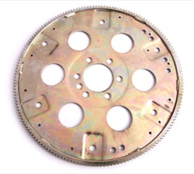 FLEXPLATE 168T EXT BAL 1 PIECE CHEV BBC 168 TOOTH H/DUTY Aeroflow - AF 89-454L