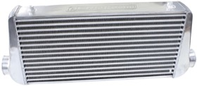 "<strong>Aluminium Intercooler with 3"" Inlet/Outlets </strong><br />Raw Finish,600 x 300 x 100mm"